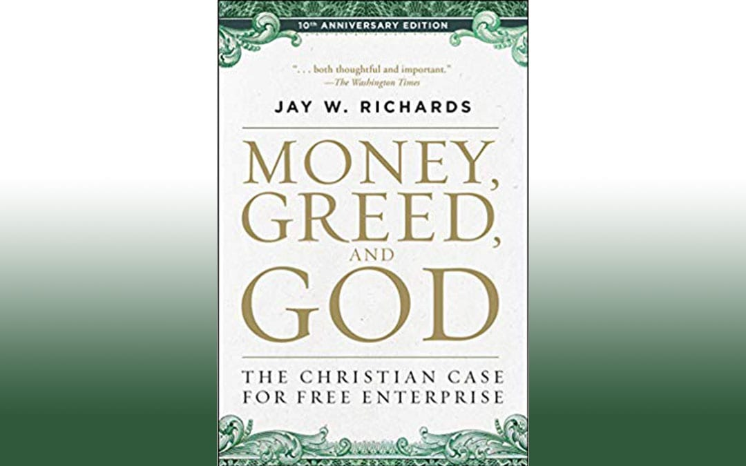 Book Recommendation: Money, Greed and God