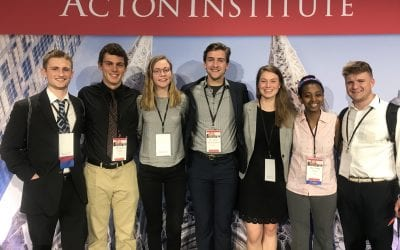Student Guest Post: Finding Direction for Research and on Calling at Acton U